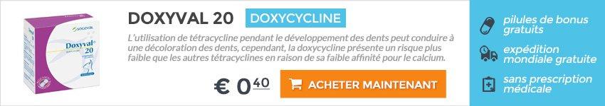 Acheter Doxyval 20